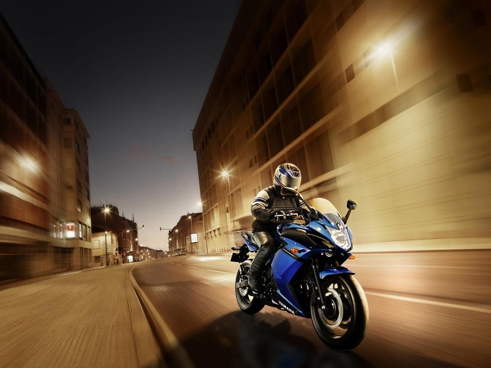 Nouveauté 2010 : Yamaha XJ6 Diversion F