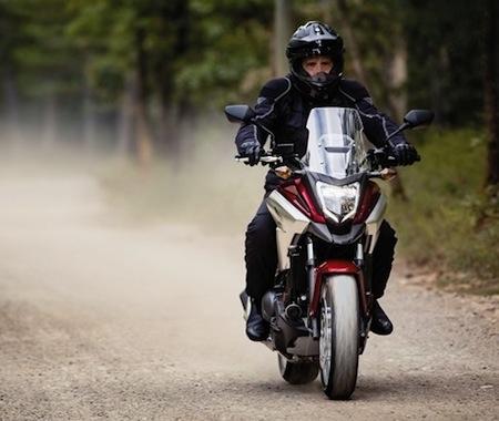 Nouveauté 2016: les premières images de la Honda NC750X