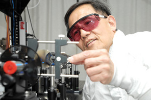 Un laser qui mesure à distance les polluants de l'air