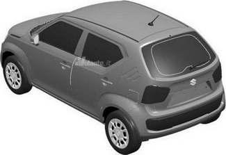 Surprise : voici la Suzuki iM-4 de série