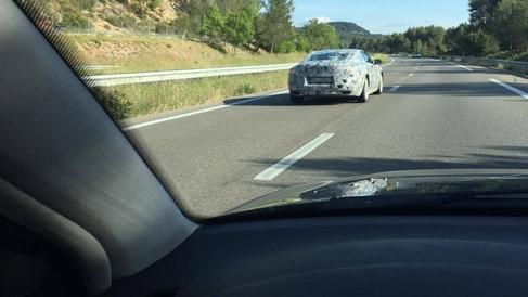 Surprise : la BMW Série 8 s'échappe