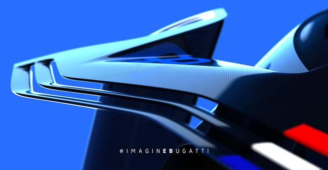 Bugatti : nouveau teaser pour le concept Gran Turismo