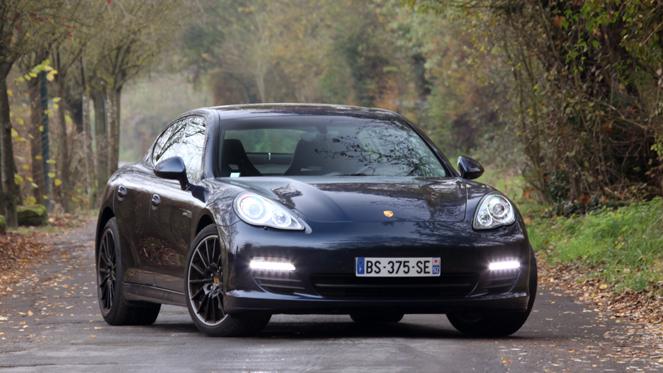 Essai - Porsche Panamera diesel : choix raisonné