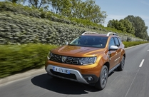 Dacia Duster: le SUV le plus accessible - Salon de l'auto de Caradisiac