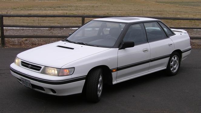 L'avis propriétaire du jour : guylin nous parle de sa Subaru Legacy 2.0 Turbo