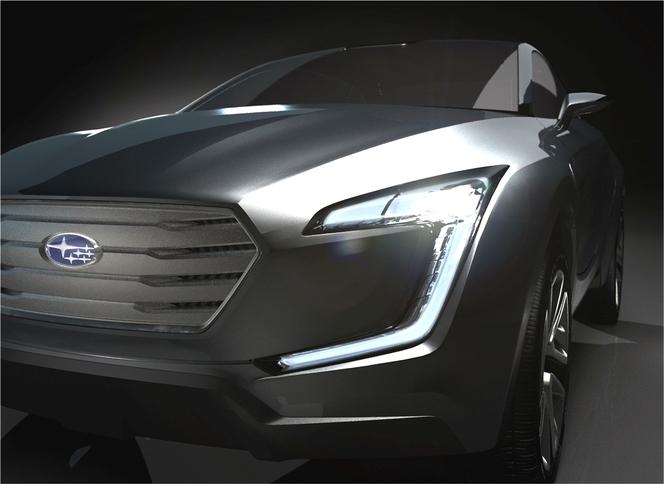 Genève 2013 : Subaru VIZIV Concept