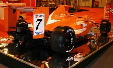Formula Master: Objectif hybride