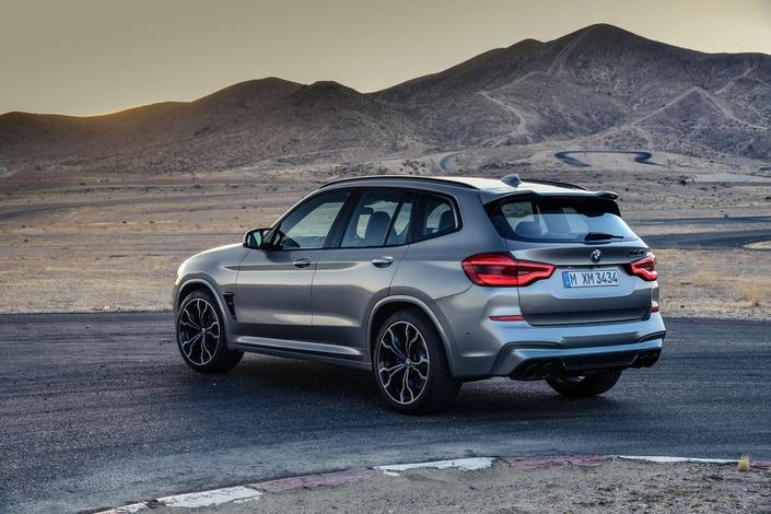 Salon de Genève 2019 - BMW dévoile les X3 M et X4 M