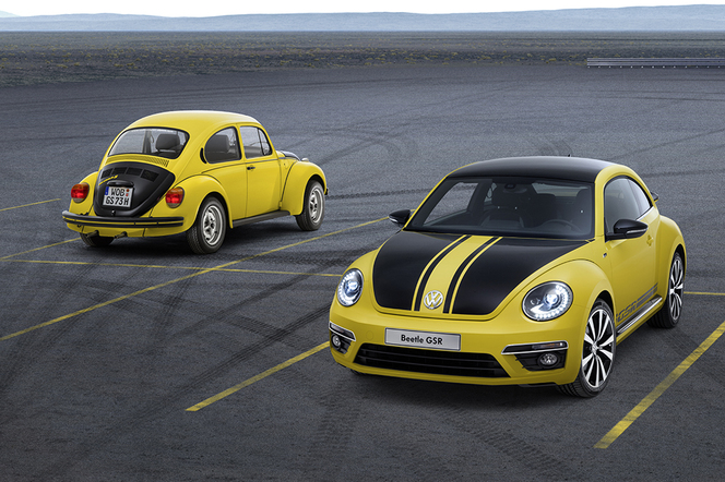 Chicago 2013 : New Beetle/Coccinelle GSR, un revival de 210 ch