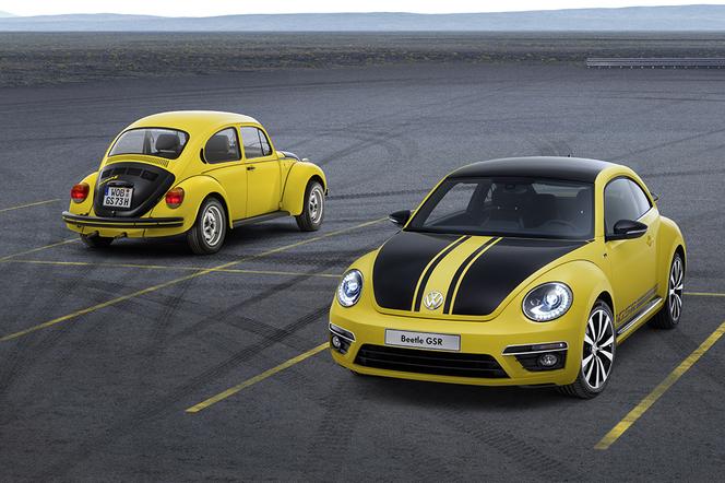 Chicago 2013 : New Beetle/Coccinelle GSR, un revival de 210 ch