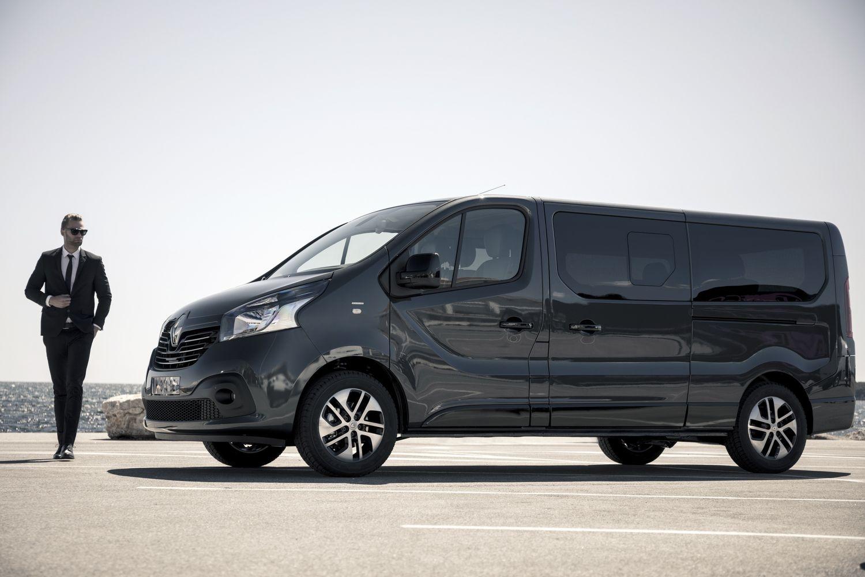 Navette VIP — Renault Trafic SpaceClass