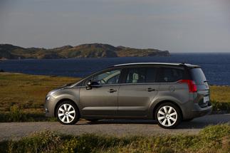 Essai - Peugeot 5008 1,6L THP 156ch BVM6 : celui que les taxis n'auront pas