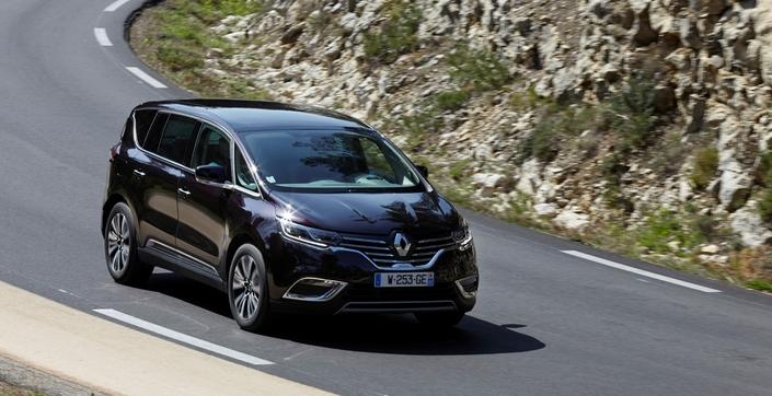 Renault Espace TCe 225 ch: à partir de 40600€