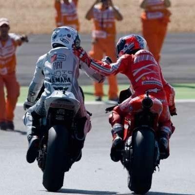 "Moto GP - Lorenzo: ""Stoner ne serait pas malheureux si j'étais titré"""