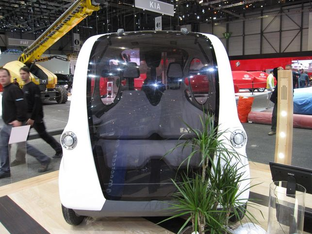 La société MDI : la OneFlowAIR et l'AIRPod pour une mobilité durable