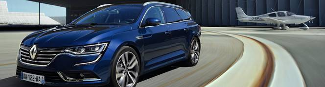 Salon de Francfort 2015 - Renault Talisman Estate : l'arme anti-Passat SW