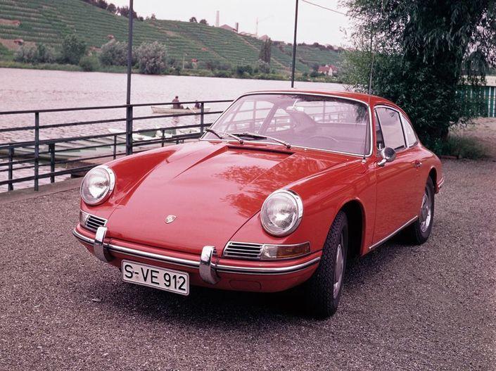 Top 10 Caradisiac - Ces Porsche 911 qui sortent de l'ordinaire