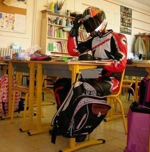 Marché moto: ça grippe en octobre