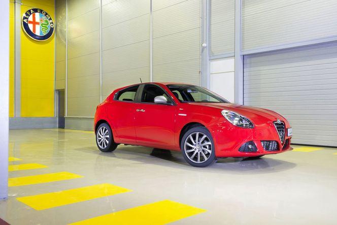 L'Alfa Romeo Giulietta Veloce arrive en France