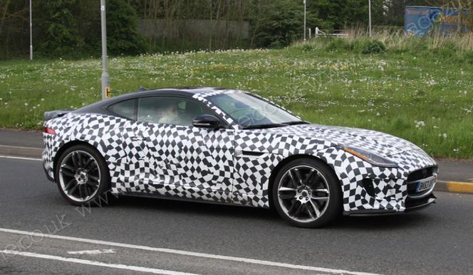 """Futures Jaguar F-Type: des """"GT3, """"All Wheel Drive"""" et 4 cylindres à venir!"""
