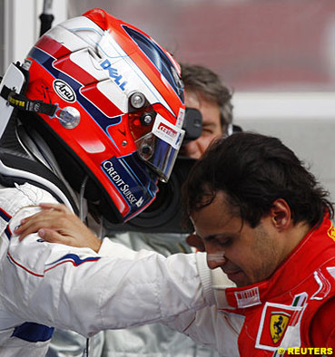 Formule 1 - Kubica: Renault et Ferrari y pensent