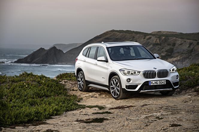 Salon de Francfort 2015 - BMW X1 : renouveau