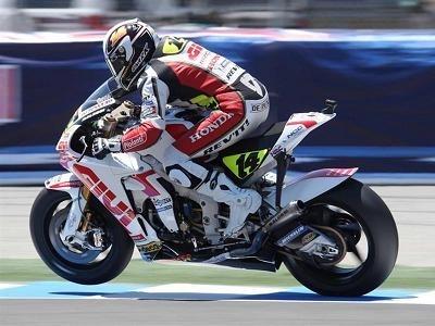 Moto GP - Laguna Seca D.2: Seconde ligne pour Randy
