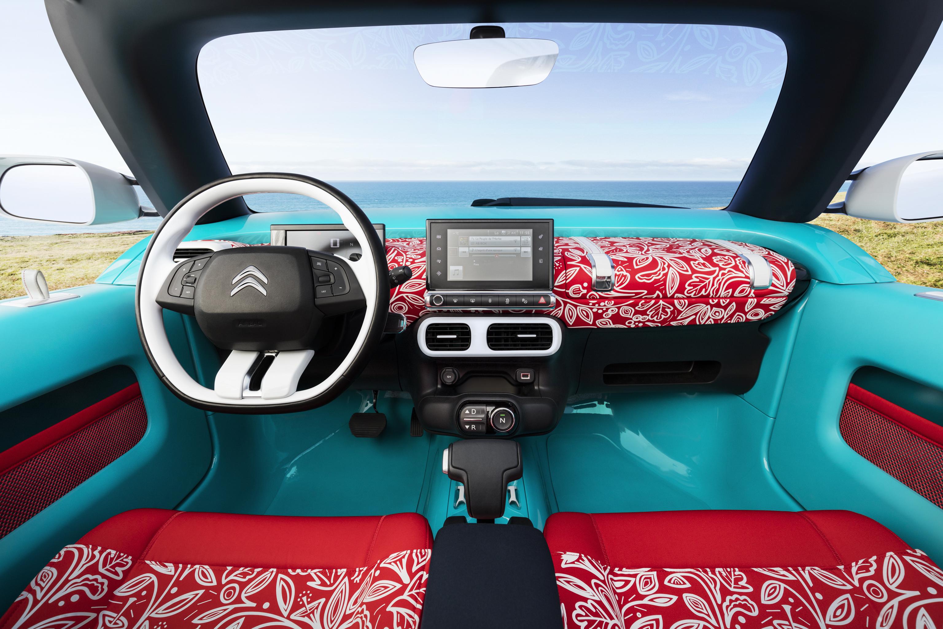 Populaire de Francfort 2015 - Citroën Cactus M Concept : Méhari Style OQ02