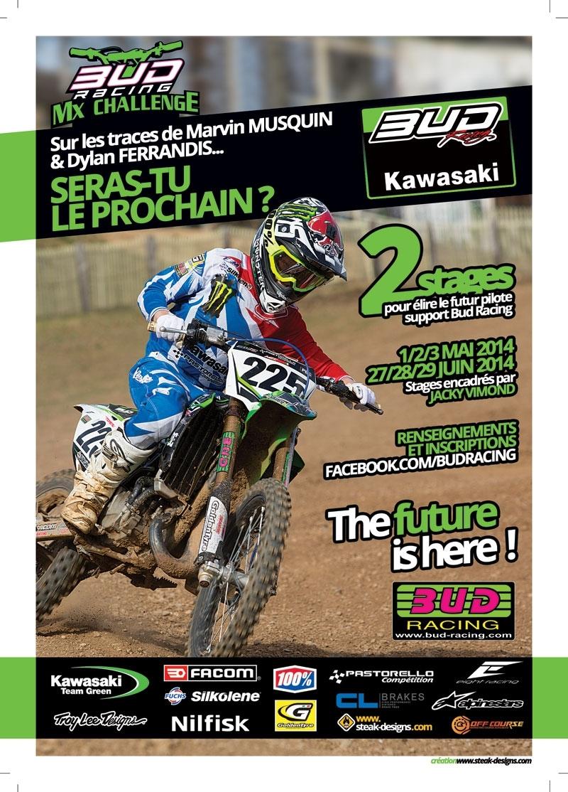 Bud Racing MX Challenge : à la recherche de la future pépite!