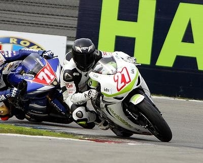 Superstock 1000 - Brno: Berger, loin devant