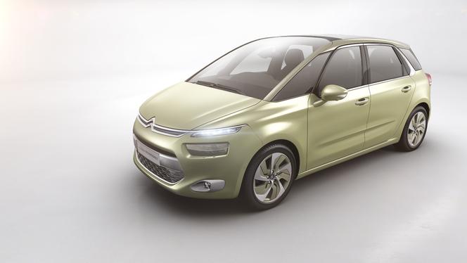 Avant-première - Le Citroën C4 Picasso enfin officiel : toutes les photos, toutes les infos