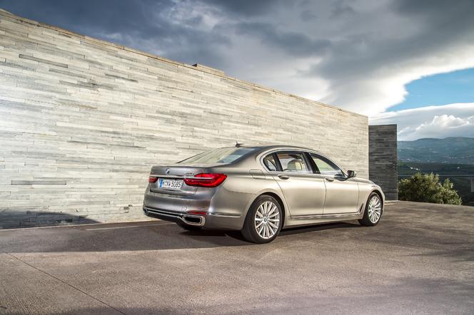 Salon de Francfort 2015 - BMW Série 7 : ultra-techno