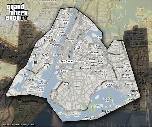 GTA 4 liberty city, le test : en mai fais ce qu'il te plaît