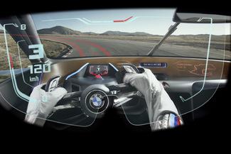 Salon de Francfort 2015 - BMW 3.0 CLS Hommage R concept : évocatrice