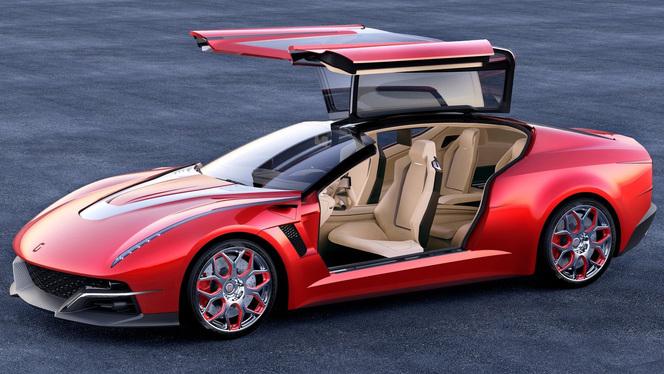 Louis Vuitton Classic Awards 2012 : les Ferrari 250 GTO et Peugeot Onyx récompensées
