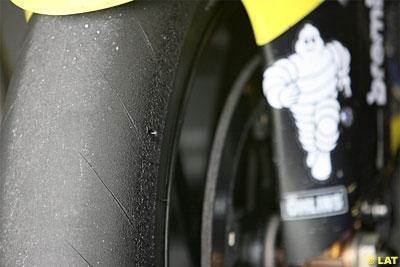 Moto GP - Laguna Seca D.3: Stoner certes, mais surtout Bridgestone