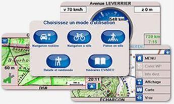 Le vélo a droit au GPS !