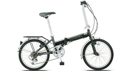 Le vélo pliant, malin !