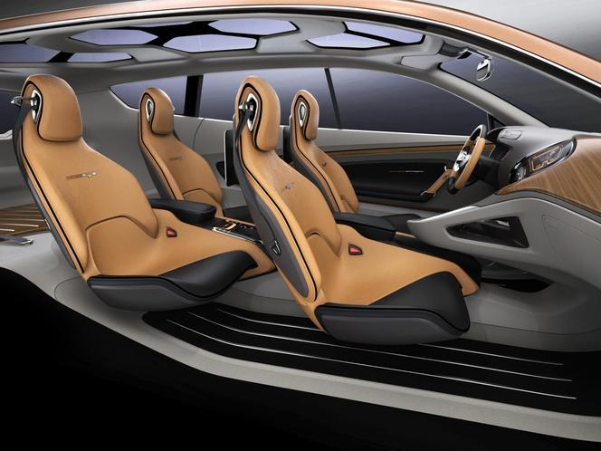 Chicago 2013 : le Kia Cross GT Concept en clair