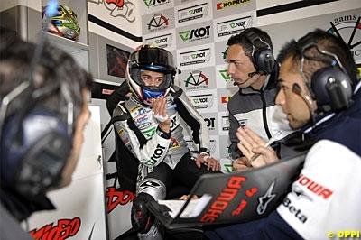 Moto GP: Le JiR et Scot Racing vont se séparer. Dovizioso bientôt au HRC ?