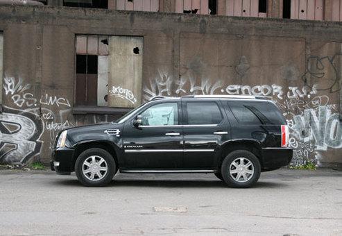 Essai vidéo - Cadillac Escalade : à deguster sans modération