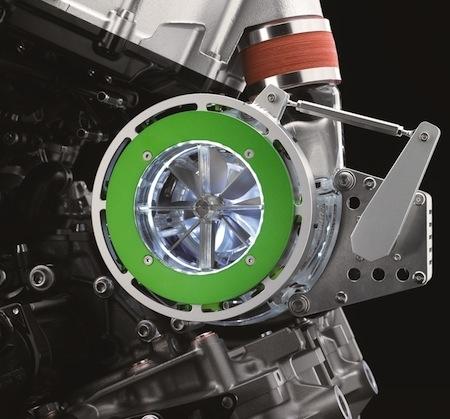 Tokyo Motor Show 2015, Kawasaki: nouveau compresseur et stratégie à venir...