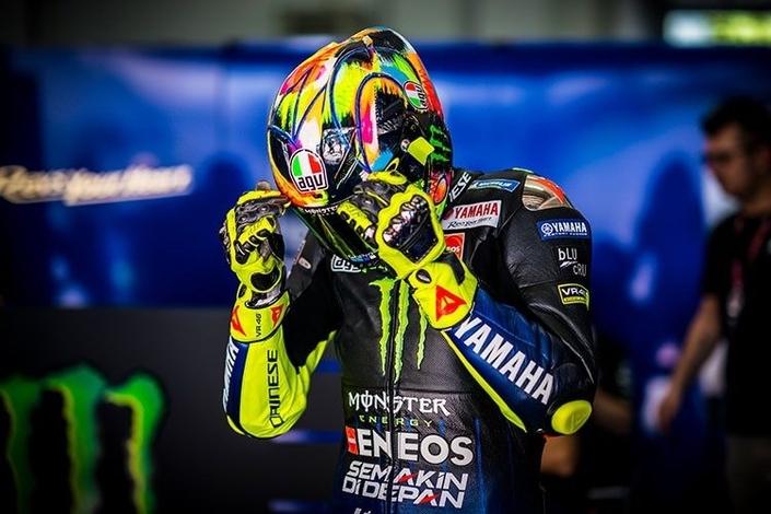 MotoGP: Brembo fête déjà les 40 ans de Rossi