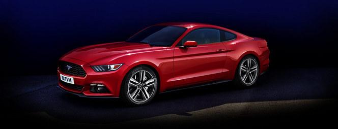 Les réservations des 500 premières Mustang débuteront au coup d'envoi de la finale de la Ligue des Champions