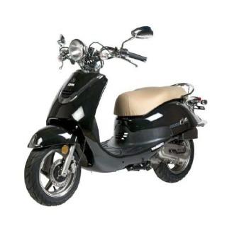 Nouveauté scooter : Sym Allo 125 cm3