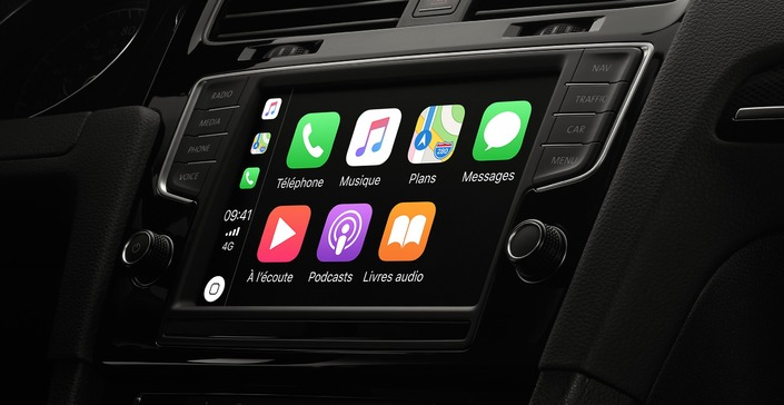Connectivité - Android Auto, Apple CarPlay et MirrorLink : comment