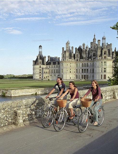 Le projet La Loire à Vélo ? 800 kilomètres à vélo d'ici 2010 !