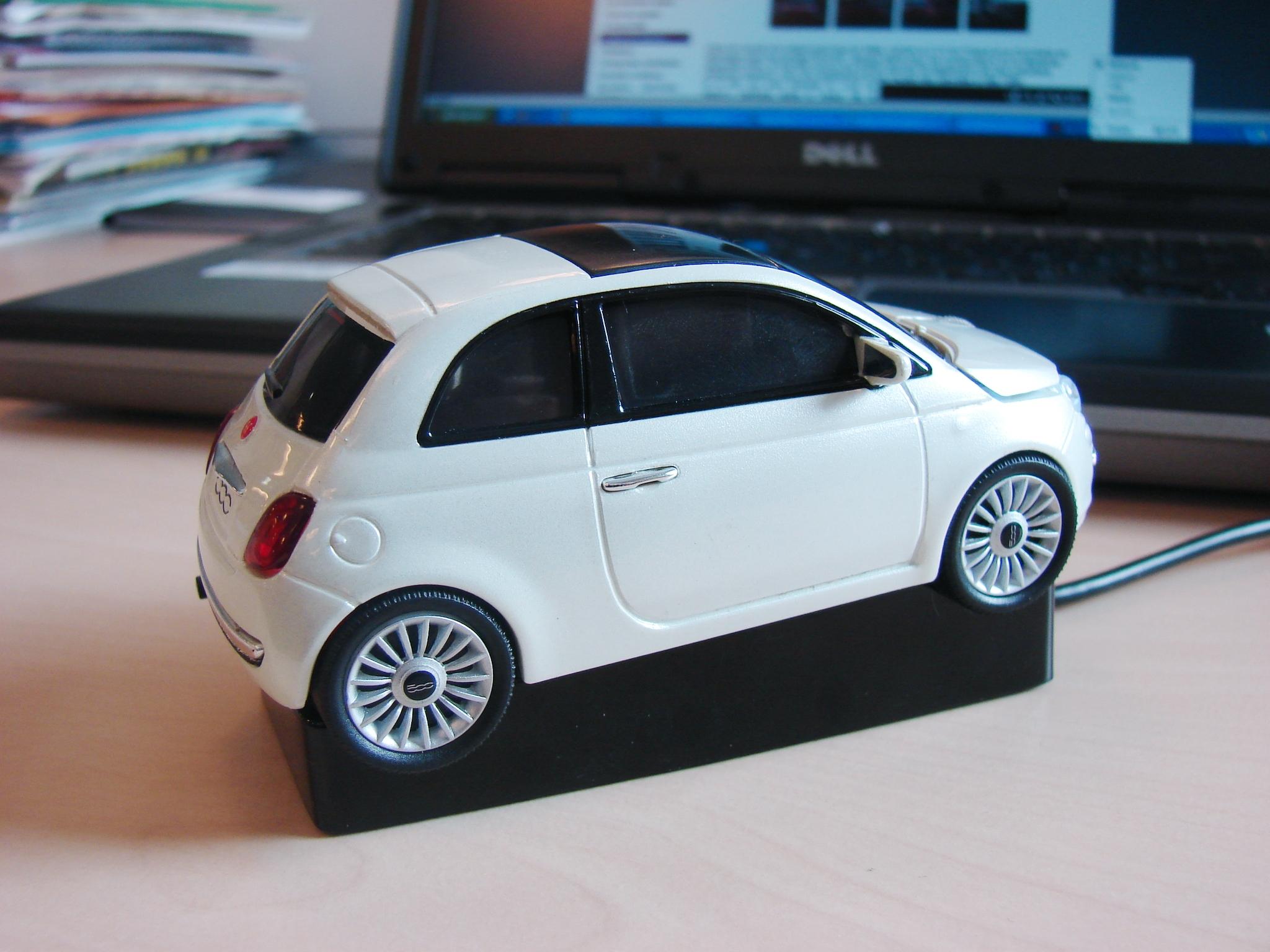 La Souris Fiat 500 Informatique Et Automobile R 233 Concili 233 S