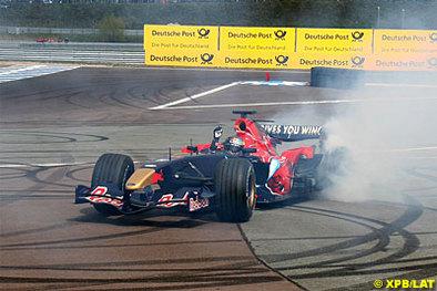 Formule 1 - Toro Rosso: Pas de STR3 en Turquie