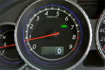 Economie de carburant : Nissan présente l'ECO Pedal